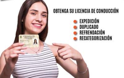 Su licencia de Conducción en la Jagua de Ibirico